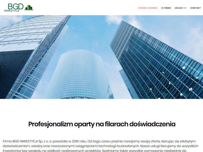 BDGinwestycji.pl