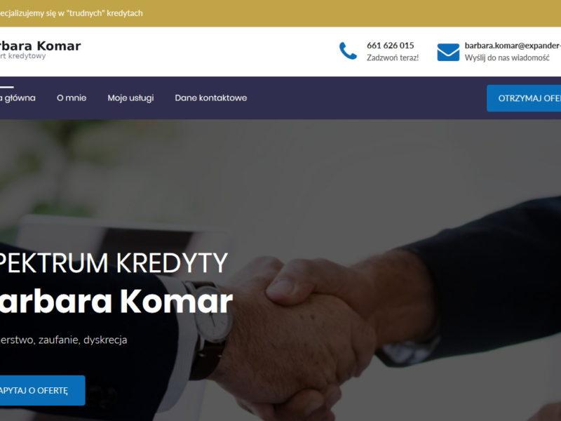 Ekspert kredytowy