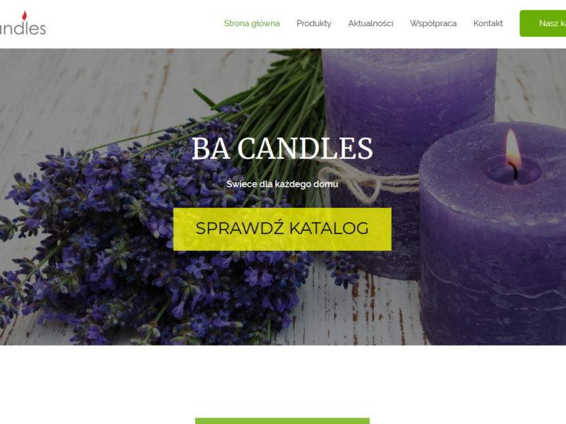 BACandles.pl